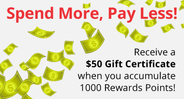 Spend More, Pay Less with Techmania Rewards Points