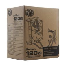 Drop-Shipping-Brand-New-Cooling-Fan-COOLER-MASTER-Seidon-120V-Liquid-Cpu-Cooler-RL-S12P-20PB